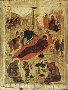 rublev-nativity