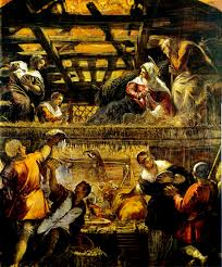 tinteretto-nativity